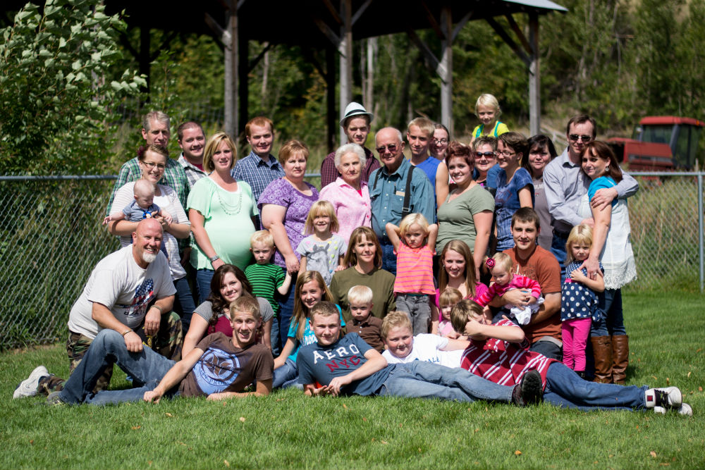 Lund Family 2014